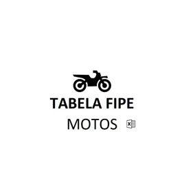 Tabale Fipe Moto (excel) - Versão Março De 2019