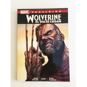 Marvel, Excelsior Wolverine El Viejo Logan Ovni Press