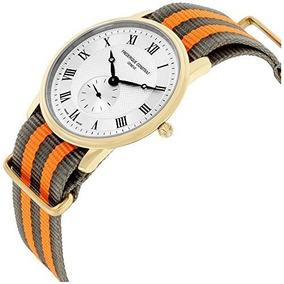 Reloj Frederique Constant Slimline Clásico Fc-235m4s5