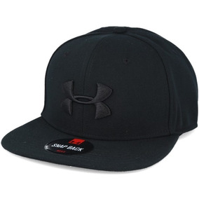 Gorro Snapback Under Armour Full Black Ajustable Envio Grati ·   15.000 5e5f61b7d20