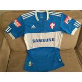 Camisa Palmeiras Azul Savoia 2009 - Futebol no Mercado Livre Brasil adfd99f3eb4eb