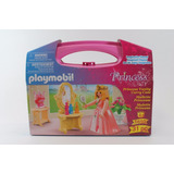 Maletin Princesas Con Tocador Espejo Playmobil Princess 5650