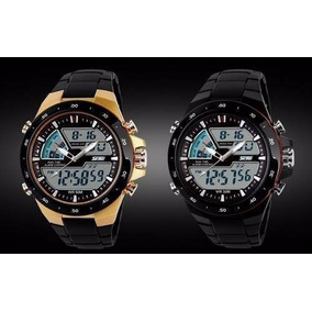 7e038cd6bf2 Relógio Led Watch Original Importado Visor Espelhado Moderno ...