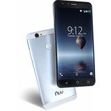 Nuu Mobile X5 [prata] + Capa + Película 3gb 32gb Not Leeco