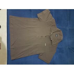 Camisa Polo Oakley ,original,usada Apenas Uma Vez,tamanho M