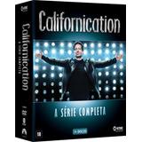 Dvd - Coleção - Californication - A Série Completa - Lacrado
