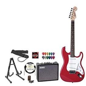Guitarra Fender Nueva Con Todos Sus Accesorios