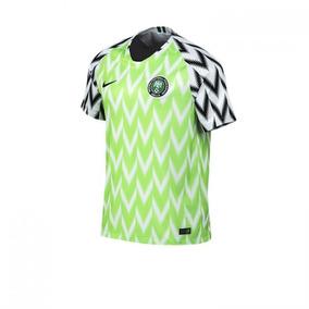 Camiseta Nigeria Rusia 2018 - Camiseta de Nigeria 2018 para Adultos ... 407486cc395a2