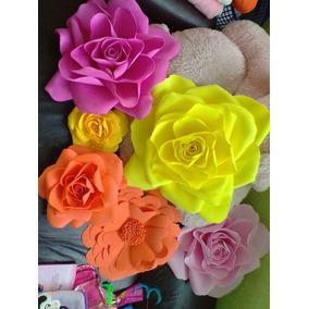 Flores Gigantes De Foami En Mercado Libre Mexico