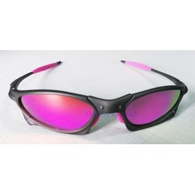 Oculos Penny Xmetal Lente E Borrachinhas Rosa Pink Polarized 342e18e717