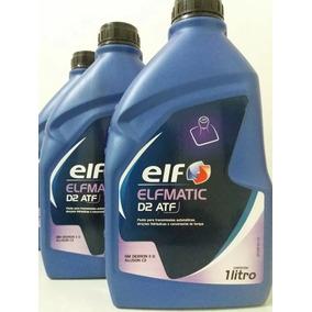 Oleo Elfmatic D2 Atf Fluido Para Direção Hidráulica