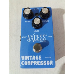 Pedal Vintage Compressor Cp-109 Axcess