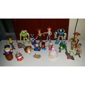 Toy Story Pixar Buzz Jessy Woody Papa Slinky Tiro Al Blanco 8f5b64dbb6c