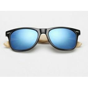 Óculos De Sol Chilli Beans Herchcovitch. Paraná · Óculo De Sol Quadrado   bambu unisex (frete Grátis) 1d64cc295a