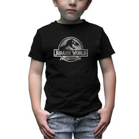 Playera Jurassic World -envio Gratis