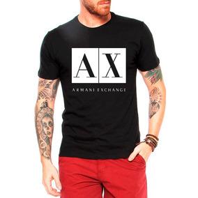 7ea2cb80b39 Camiseta Armani Exchange - Camisetas Manga Curta para Masculino no ...