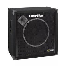 Caixa Hartke Para Baixo Vx115 Ótimo Estado + Nf