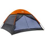 Barraca Camping Weekend 4 Pessoas 2,1x2,1x1,3 Impermeável Nf