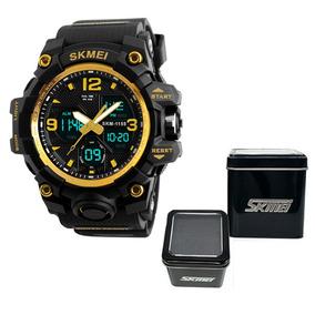 Relógio Skmei Esportivo Militar Masculino G-shock C/ Caixa