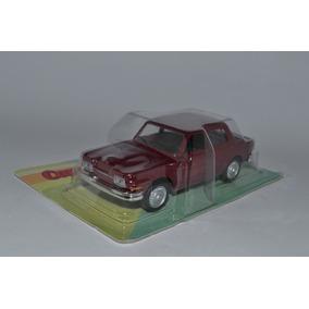 Miniatura Volkswagen 1600 1969 1:32 Extra Carros Nacionais 2