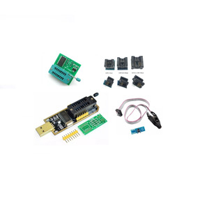 Gravadora Eprom Flash Ch341a Ch341 + Kit Adaptadores