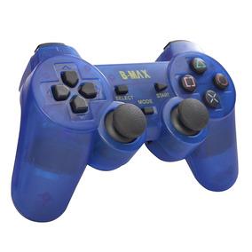 Joystick Controle Sem Fio Wireless Playstation 2 Oito Metros