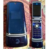 Celular Motorola Krzr K1 Azul Marinho