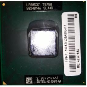 Procesador Core 2 Duo T5750 Para Laptop 2.0 Ghz /2m/ 667