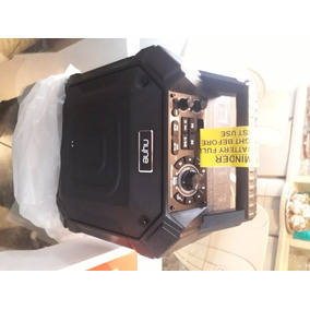 Corneta Portatil Nyne Boss Racer Bluetooth Mp3 Usb