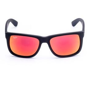 3f69caaf6ab3d Oculos Ray Ban Tamanho 51 Justin - Óculos no Mercado Livre Brasil
