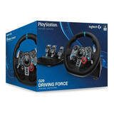 Volante Logitech Driving Force G29 Ps4 Ps3 E Pc