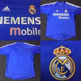 2f01ec29f Camisa Real Madrid 2004-2005 Third Tam P (72x52) Bom Estado
