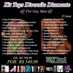Kit Magia Gay Diamante Presente Para O Namorado 25 Itens
