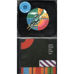 Kit Com 2 Cds Pink Floyd - Wish You Were Here, E The Final