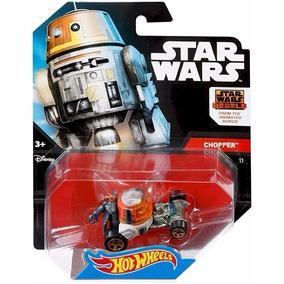 Hot Wheels Star Wars Chopper