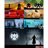 Marvel Coleccion Bluray Fase 1