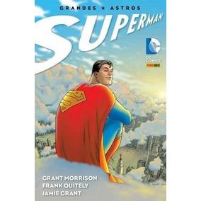 Grandes Astros: Superman - Capa Dura - Dc Comics