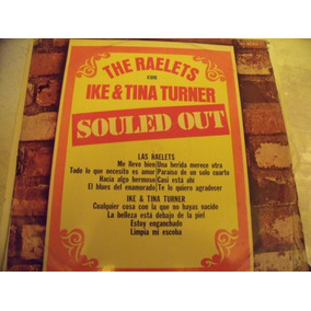 Lp The Raelets Con Ike & Tina Turner,