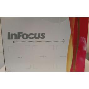 Videobeam Proyector Multimedia Infocus In26+ Modelo: W260