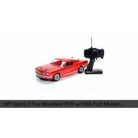Carro Mustang A Control Remoto Marca Hpi Remate, Poco Uso