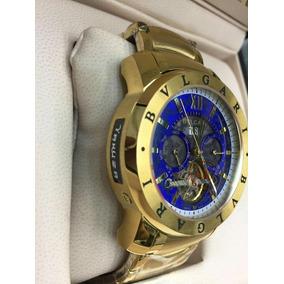 ab7d672b27c Relogio Tachymeter Automatico De Luxo Masculino Bvlgari - Relógios ...