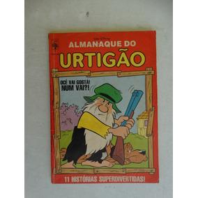 Almanaque Do Urtigão Nº 1! Editora Abril Jan 1987!