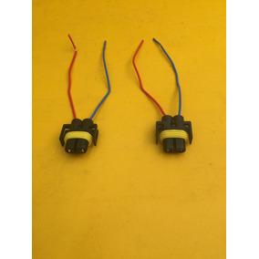 Par Plug Conector H11 Farol Milha Peugeot 307 2007 A 2011