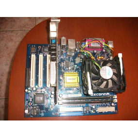 Tarjeta Foxconn + Procesador + Cooler Etc (reparar Repuesto)