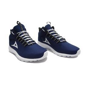 Tenis Para Hombre Pirma Running Azul 0309