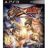 Street Fighter X Tekken Ps3 Digital