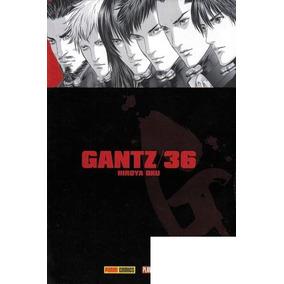 Gantz N° 36