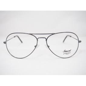 89c5d64c1cdfc Oculos Smart Aviador - Óculos no Mercado Livre Brasil