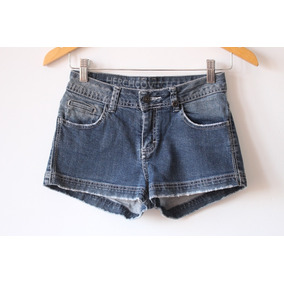 Short Jeans Herchcovitch Com Etiqueta a770be1eee1