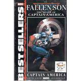 Comic Fallen Son La Muerte Del Capitan America Bestsellers